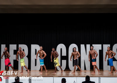 Mens Physique Juniors